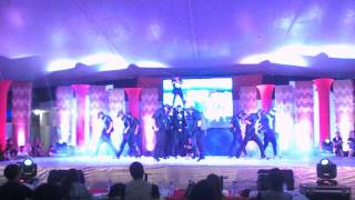 THE MATRIX (congrats 4th runner up winner ) @ ZAMBALES MANGO FESTIVAL 2014  DANCE CONTEST 3-7-14