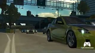 Need for Speed under cover race gameplay