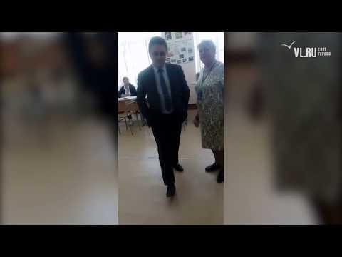 VL.ru - Депутат Вельгодский на участках (праймериз во Владивостоке)