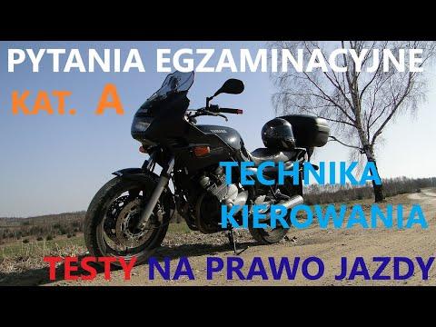 🔴Pytania egzaminacyjne Kategoria A 🏍WORD 2019 Hamowanie, odstępy from YouTube · Duration:  5 minutes 14 seconds