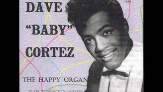 Dave (Baby)Cortez Love Me As I Love You 1959 Clock 1009
