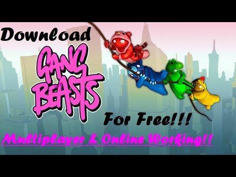 Скачать gang beasts игра на стадии разработки.