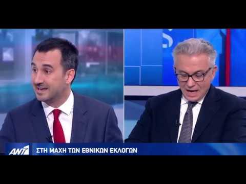 Newpost.gr - Debate Ρουσόπουλου-Χαρίτση