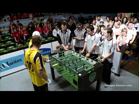 ITSF World Cup 2012 - Final Double Men