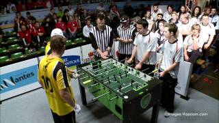 Table Soccer - Final Double Mens 2012