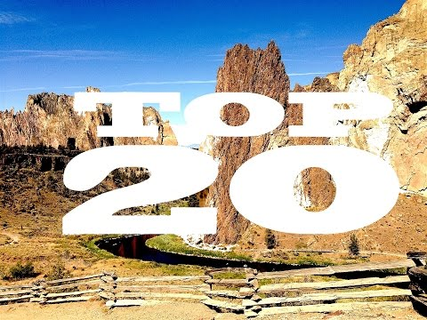 TOP 20 Must Stops In Central Oregon In 2016