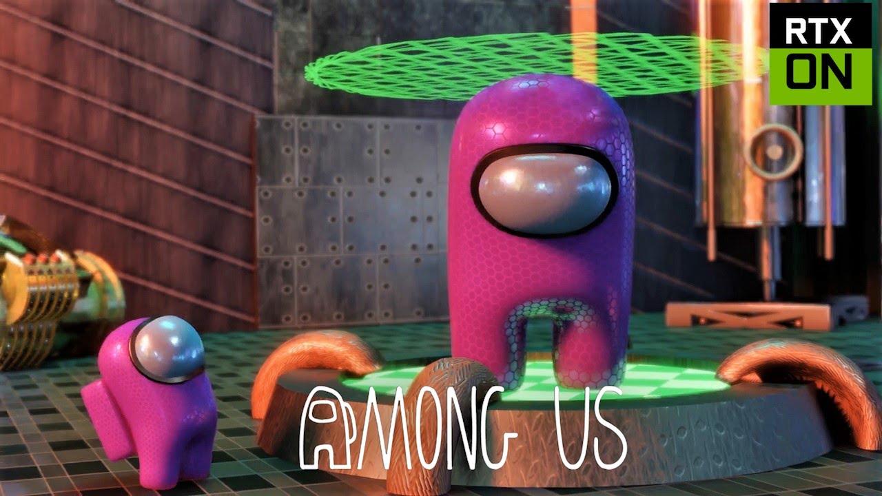 Among Us Rtx On Ep10 Mini Crewmates Revenge 3d Animation Youtube