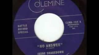 """Ikebe Shakedown - """"No Answer"""" - Afro Funk 45"""
