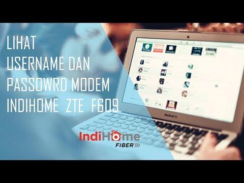 Masuk admin indihome zte f609 | internet gratis selamanya