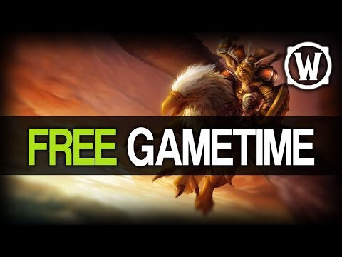 How To Get Free Game Time - World of Warcraft (2016) The Fair Way