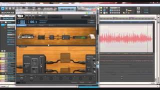 Curso Completo Sonar X3 - FX Chain -  Efeito em cadeia - Modulo 19
