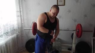 Домашние тренировки. Упражнения с гантелями(Всем привет! Наконец то починил комп и я снова выкладываю свое видео. Сегодня делюсь с вами своей тренировко..., 2014-04-02T15:47:48.000Z)