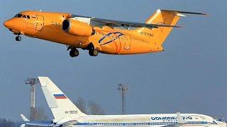 خبير طائرات روسي: الجليد قد يكون سبب سقوط الطائرة
