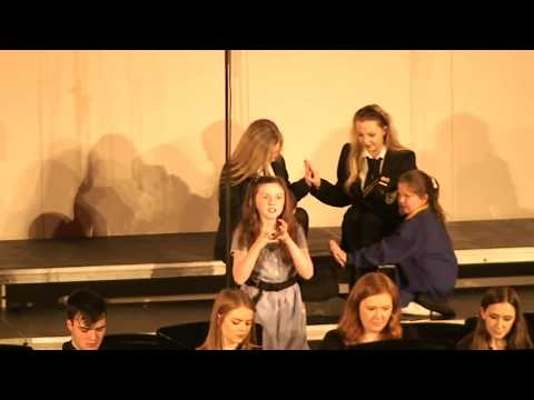Orla McCormick age9, Soprano Megan Mooney & City of Belfast Youth Orchestra