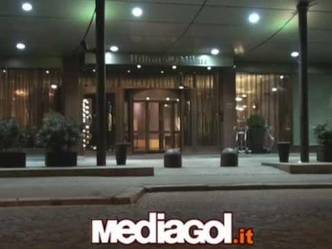 """L'hotel Hilton di Milano, sede """"ufficiosa"""" del mercato - Mediagol.it"""