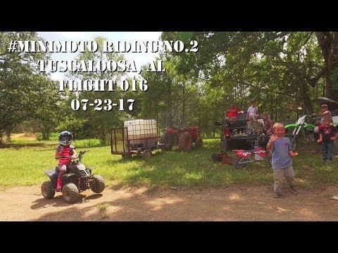 Brewer Flight 016 - Riding @ CBDT (Cash Bros Dirt Track) No.2