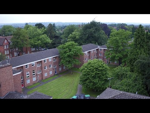 Mary Gee Houses- City Living from the air