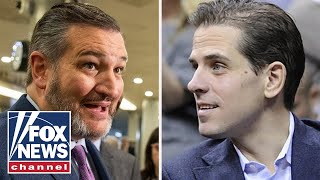Sen. Cruz argues Hunter Biden's testimony is crucial in Senate trial