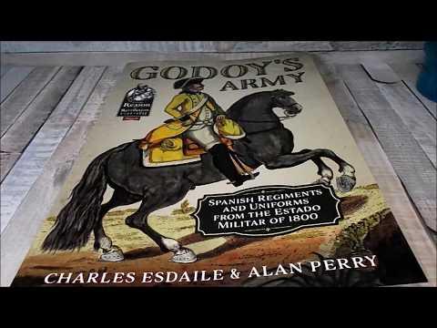 Godoys Army   Spanish Napoleonic Uniforms   Book Review