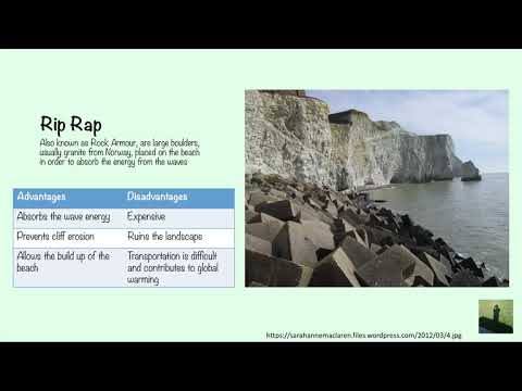 GCSE (9-1) Geography - Coastal Management