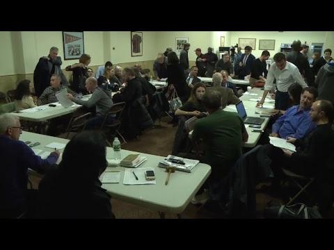 Manhattan Community Board 5 Meeting