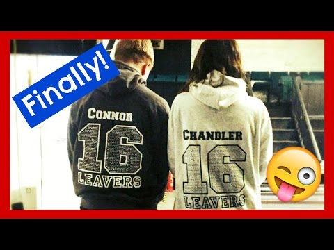 WE GOT OUR LEAVERS HOODIES! | Boarding School Vlogger Vlog 30
