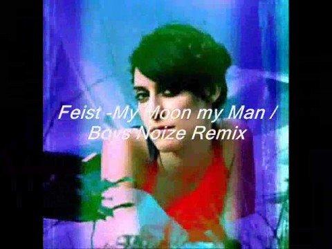 Feist - My Moon My Man / Boys Noize Remix