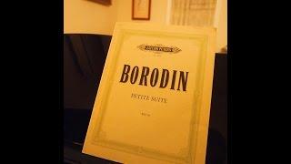 ボロディンの 小組曲 より第4曲 マズルカ borodin s mazurka des dur from petite suite 遠藤史