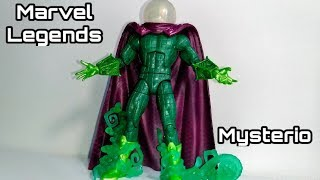 Mysterio - Marvel Legends Lizard BAF Figure Review