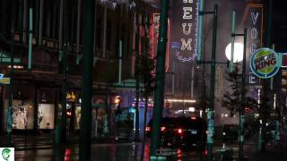 FRINGE : tournage de la fin de la saison 2 de la série, EXPLOSION