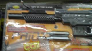 Wal-Mart's Paintball Guns/Markers and Paintball Section with Prices, Part 1: 2009