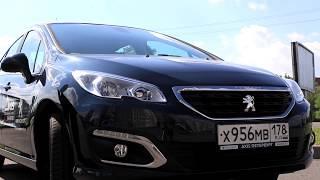 Пежо 408 ep6 (150) Злой Peugeot на нашем любимом ЕП6