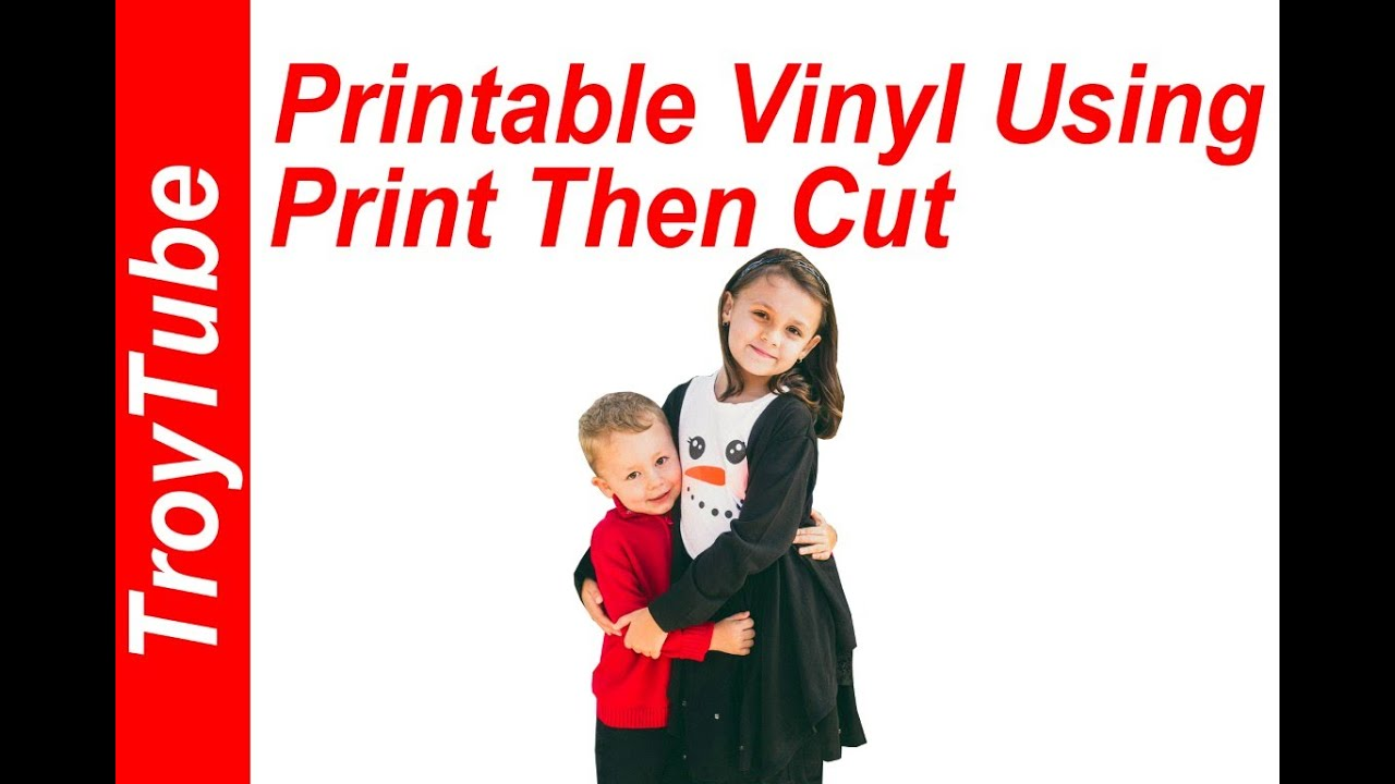 picture about Printable Vinyl Decal Instructions known as Printable Vinyl Utilizing Print Then Slash
