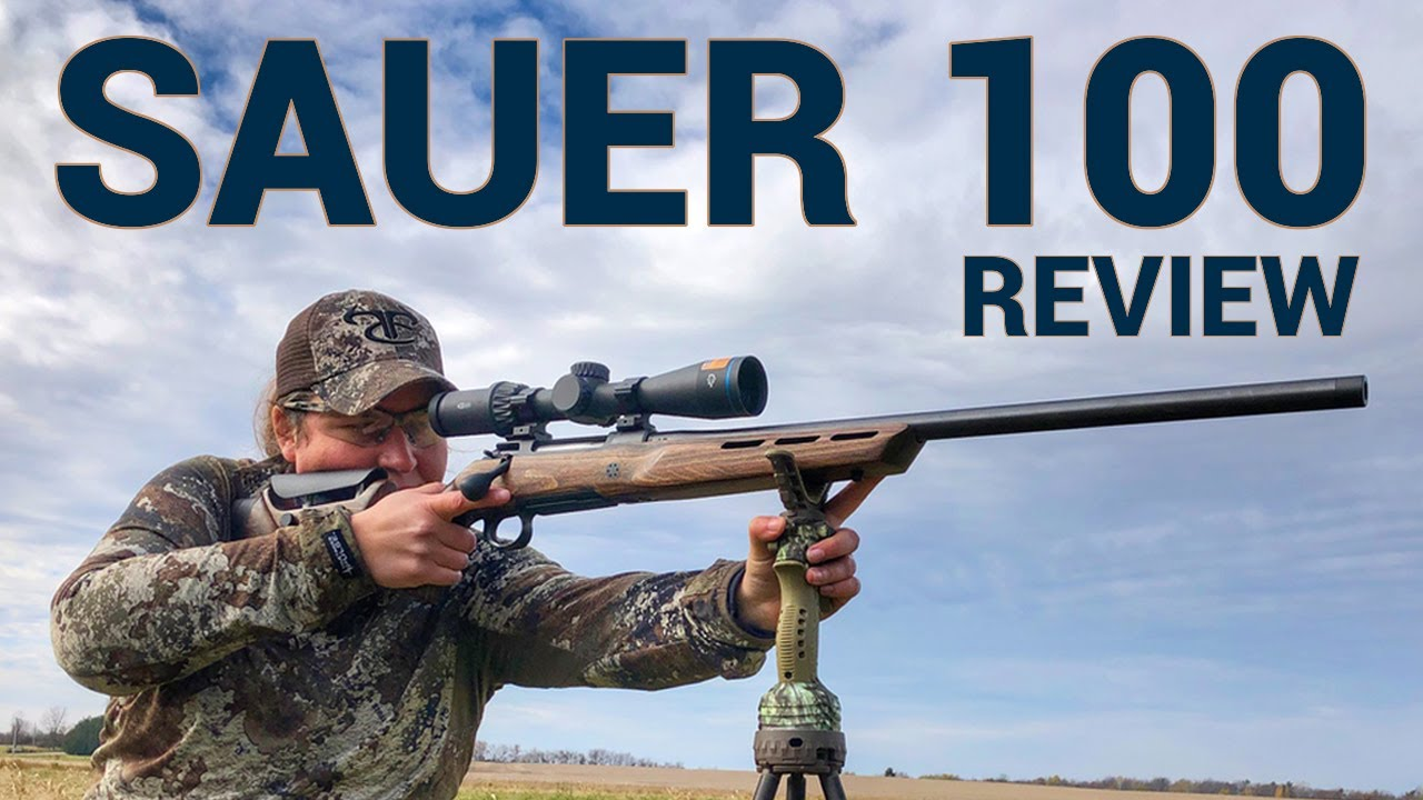 Download Sauer S100 FieldShoot: Tack-Driving 6.5 PRC Rifle
