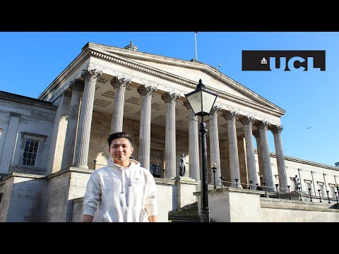 A Day In The Life at UCL (University College London)