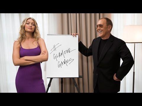 Watch Gigi Hadid and Michael Kors Play Pictionary