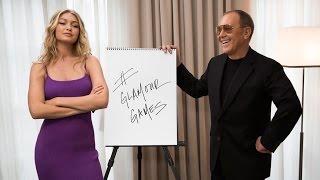 Gigi Hadid & Michael Kors | Glamour Games