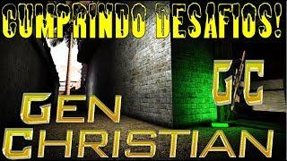 BLACK SQUAD - CUMPRINDO DESAFIOS ALPHA DA MIRA NO ZERO!
