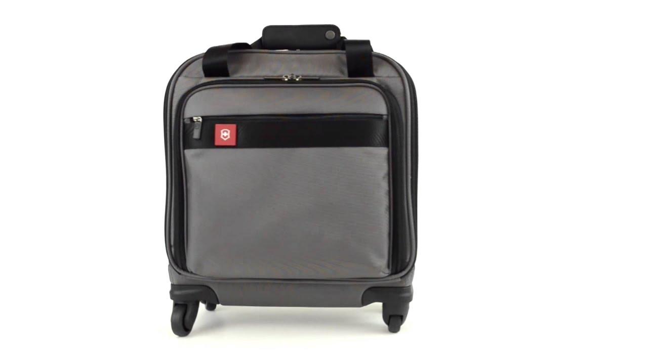 Victorinox Swiss Army Avolve Spinner Companion Tote Bag