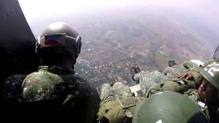 Being a Jump Master (Phil Marines Basic Airborne Course)