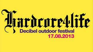 Partyraiser @ Decibel 2013 - hardcore4life (radio cut) (+ Download)