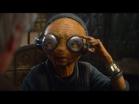 The Life of Maz Kanata - SW: The Force Awakens Lore #10