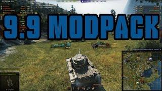WoT: [9.9 ModPack]