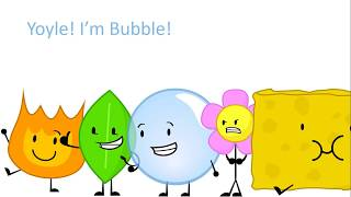 All BFDI Characters