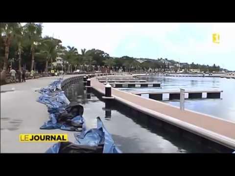 MSE INDUSTRIES- Realisation de la Marina du front de mer - Papeete Polynesie