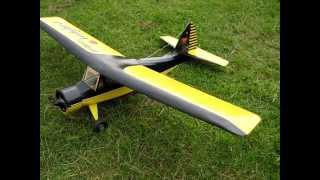 Vintage Model Aircraft - Three