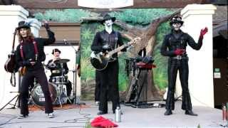 Repeat youtube video Steam Powered Giraffe: Honeybee