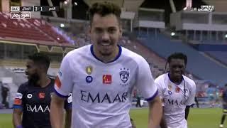 أهداف مباراة النصر 1 - 4 الهلال | الجولة 23 | دوري الأمير محمد بن سلمان 2019-2020 ( فهد العتيبي )
