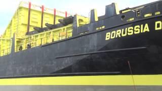 Грузовой корабль Боруссия Дортмунд!(для болельщиков футбола)