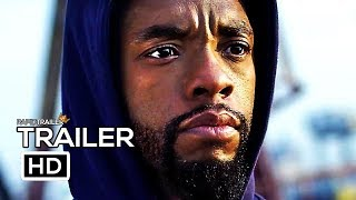 21 BRIDGES Official Trailer (2019) Chadwick Boseman, Sienna Miller Movie HD